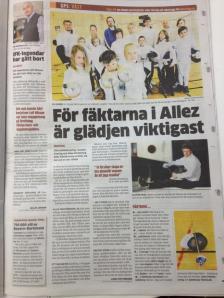 Träna fäktning i Göteborg